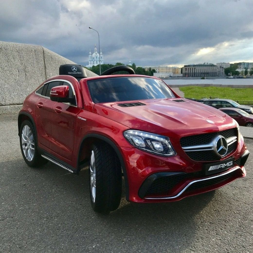 Mercedes GLE63 Coupe AMG